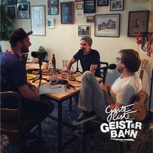 Hoerbuch Gästeliste Geisterbahn, Folge 65.5: Gästelistchen Geisterbähnchen -  Nilz - Nilz Bokelberg