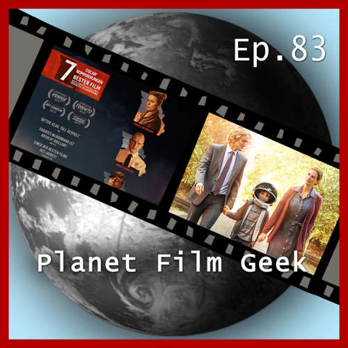 Hoerbuch Planet Film Geek, PFG Episode 83: Wunder, Three Billboards Outside Ebbing, Missouri - Johannes Schmidt - Johannes Schmidt