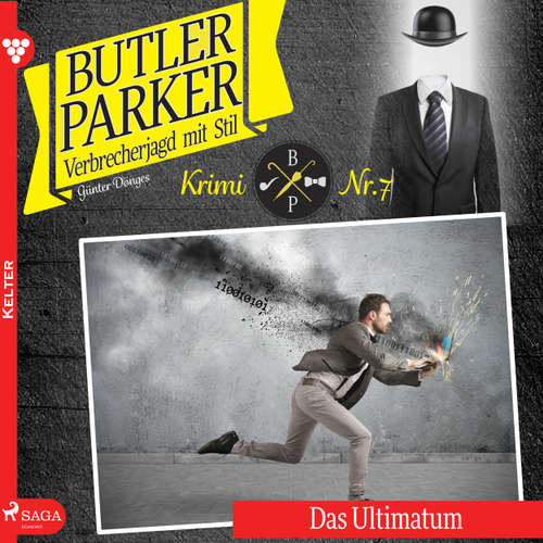 Hoerbuch Das Ultimatum - Butler Parker 7 - Günter Dönges - Thorsten Breitfeldt