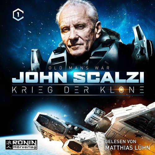 Hoerbuch Krieg der Klone - Krieg der Klone 1 - John Scalzi - Matthias Lühn