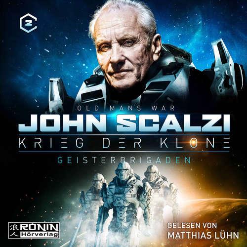 Hoerbuch Geisterbridgaden - Krieg der Klone 2 - John Scalzi - Matthias Lühn