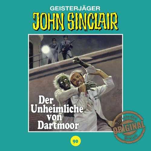 Hoerbuch John Sinclair, Tonstudio Braun, Folge 90: Der Unheimliche von Dartmoor - Jason Dark -  Diverse