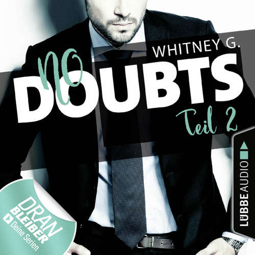 Hoerbuch No Doubts - Reasonable Doubt 2 - Whitney G. - Sebastian Walch