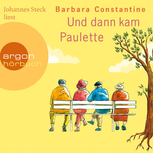 Hoerbuch Und dann kam Paulette - Barbara Constantine - Johannes Steck