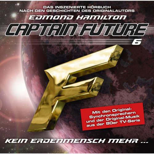 Captain Future, Folge 6: Kein Erdenmensch mehr?