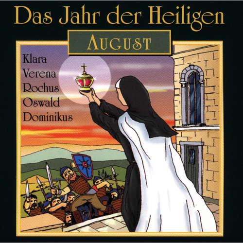 Hoerbuch Das Jahr der Heiligen, August -  - Günter Schmitz