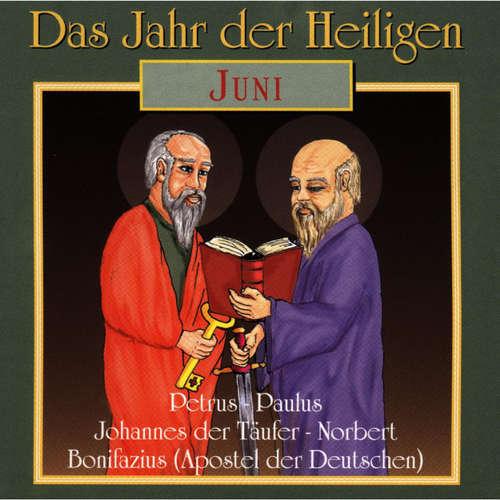 Hoerbuch Das Jahr der Heiligen, Juni -  - Günter Schmitz