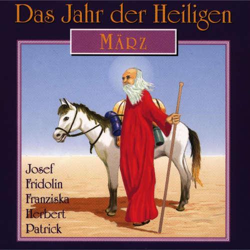 Hoerbuch Das Jahr der Heiligen, März -  - Günter Schmitz