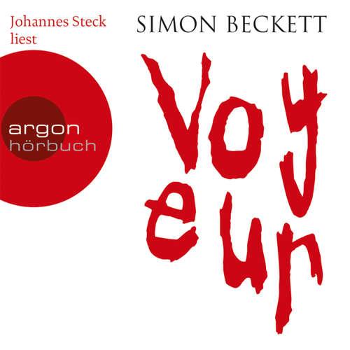 Hoerbuch Voyeur - Simon Beckett - Johannes Steck
