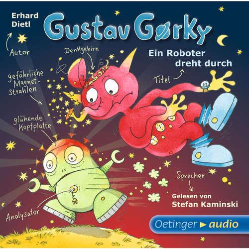 Ein Roboter dreht durch - Gustav Gorky