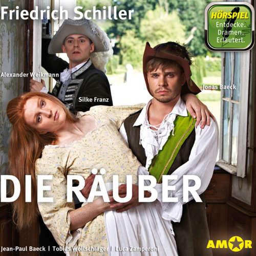 Hoerbuch Die Räuber - Friedrich Schiller - Jean-Paul Baeck
