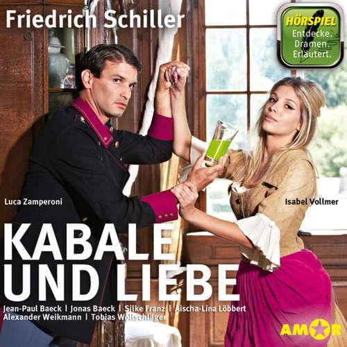 Hoerbuch Kabale und Liebe - Friedrich Schiller - Jonas Baeck