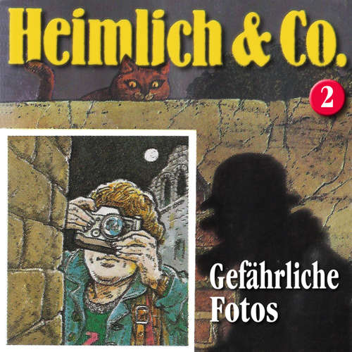 Heimlich & Co., Folge 2: Gefährliche Fotos