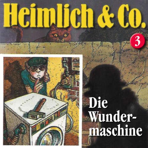 Heimlich & Co., Folge 3: Die Wundermaschine
