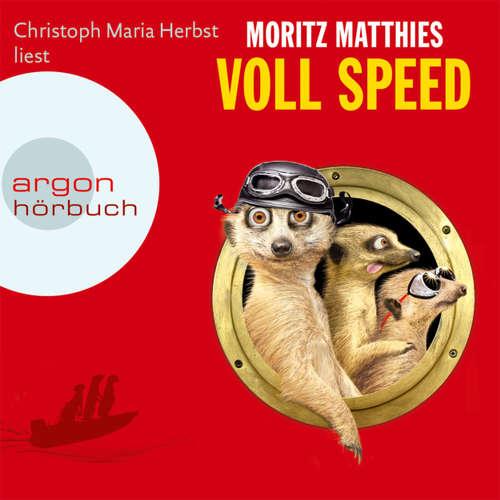 Hoerbuch Voll Speed - Moritz Matthies - Christoph Maria Herbst