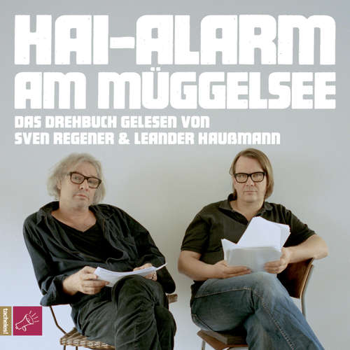 Hoerbuch Hai-Alarm am Müggelsee - Sven Regener - Sven Regener