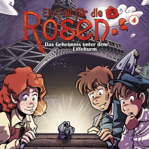 Hoerbuch Ein Fall für die Rosen, Folge 4: Das Geheimnis unter dem Eiffelturm - Markus Winter - David Weyl