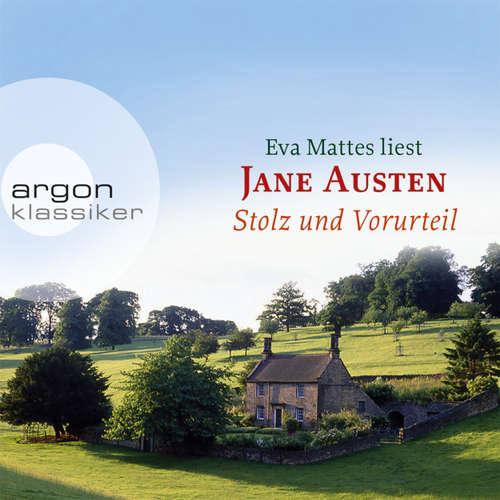 Hoerbuch Stolz und Vorurteil - Jane Austen - Eva Mattes
