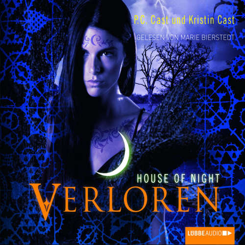 Hoerbuch Verloren - House of Night  10 - P.C. Cast - Marie Bierstedt