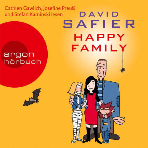 Hoerbuch Happy Family - David Safier - Cathlen Gawlich