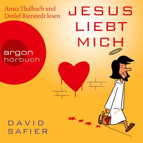 Hoerbuch Jesus liebt mich - Safier David - Anna Thalbach