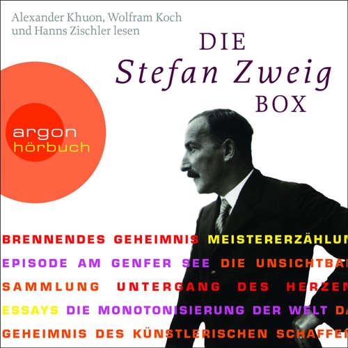 Hoerbuch Die Stefan Zweig Box - Stefan Zweig - Stefan Zweig