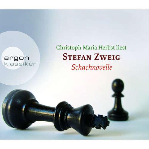 Hoerbuch Schachnovelle - Stefan Zweig - Christoph Maria Herbst