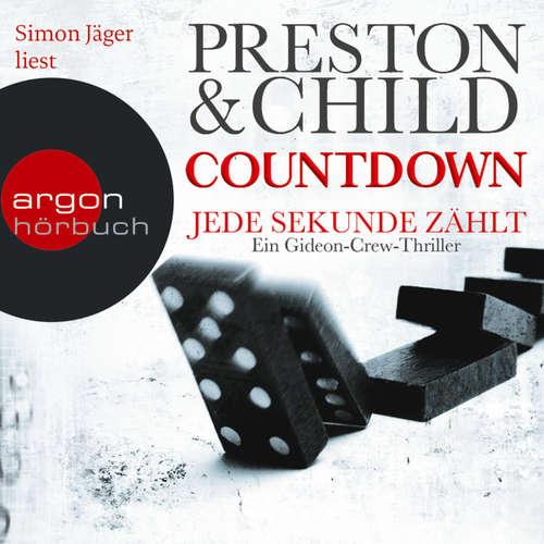 Hoerbuch Countdown - Jede Sekunde zählt - Douglas Preston - Simon Jäger
