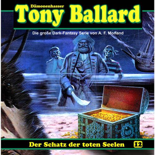 Tony Ballard, Folge 12: Der Schatz der toten Seelen
