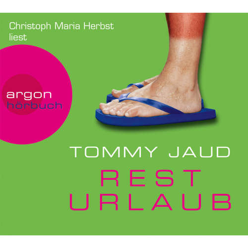 Hoerbuch Resturlaub - Tommy Jaud - Christoph Maria Herbst