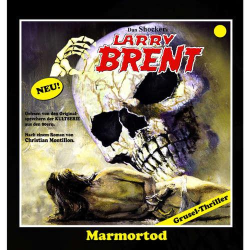 Larry Brent, Marmortod, Teil 3