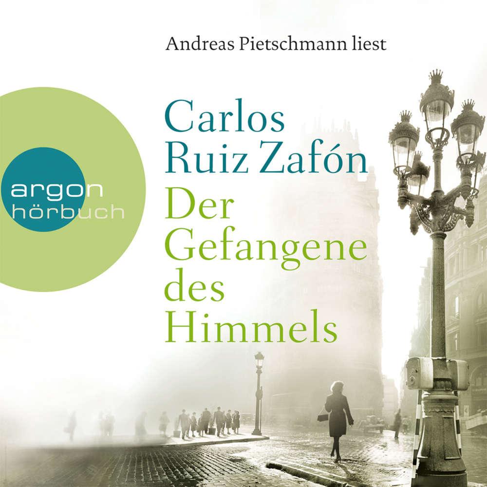 Audiobook Der Gefangene des Himmels - Hörbücher zum Herunterladen