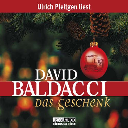 Hoerbuch Das Geschenk - David Baldacci - Ulrich Pleitgen