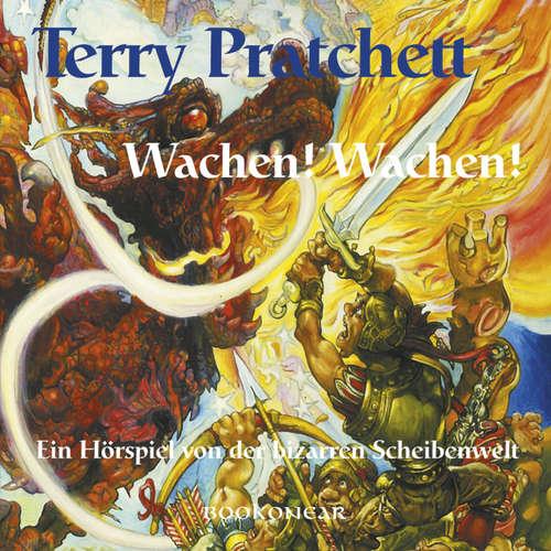 Hoerbuch Wachen! Wachen! - Terry Pratchett - Armin Kopp