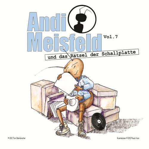 Hoerbuch Andi Meisfeld, Folge 7: Andi Meisfeld und das Rätsel der Schallplatte - Tom Steinbrecher - Tom Steinbrecher