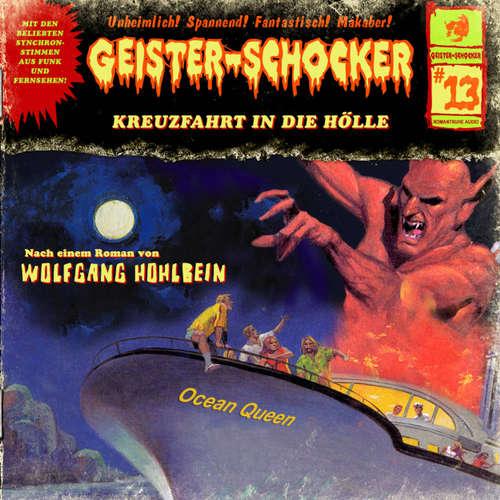 Geister-Schocker, Folge 13: Kreuzfahrt in die Hölle