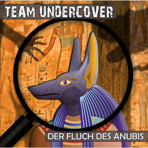 Team Undercover, Folge 1: Der Fluch des Anubis