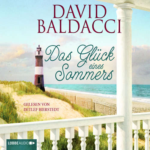 Hoerbuch Das Glück eines Sommers - David Baldacci - Detlef Bierstedt