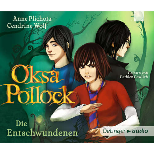 Oksa Pollock, Die Entschwundenen