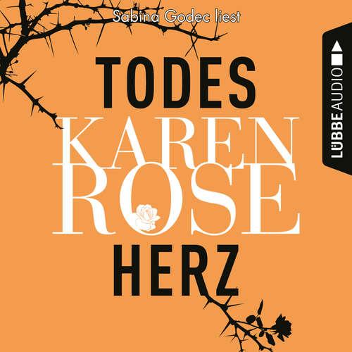 Hoerbuch Todesherz - Karen Rose - Sabina Godec