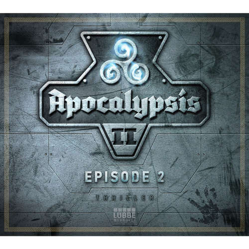Hoerbuch Apocalypsis, Staffel 2, Episode 2: Löwenmann - Mario Giordano - Matthias Koeberlin