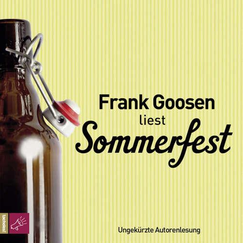 Hoerbuch Sommerfest - Frank Goosen - Frank Goosen