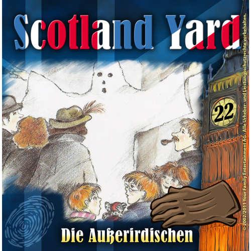Scotland Yard, Folge 22: Die Ausserirdischen