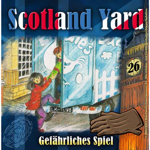 Scotland Yard, Folge 26: Gefährliches Spiel