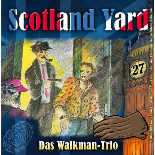 Scotland Yard, Folge 27: Das Walkman-Trio