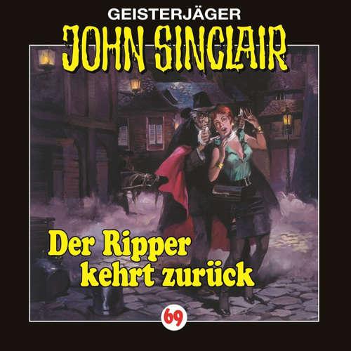 Hoerbuch John Sinclair, Folge 69: Der Ripper kehrt zurück - Jason Dark - Carsten Wilhelm