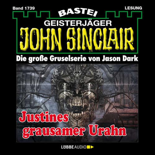 Hoerbuch John Sinclair, Band 1739: Justines grausamer Urahn (3. Teil) - Jason Dark - Carsten Wilhelm