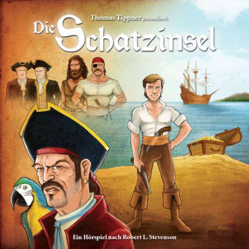 Hoerbuch Die Schatzinsel, Teil 1 - Robert Louis Stevenson - Robert Louis Stevenson