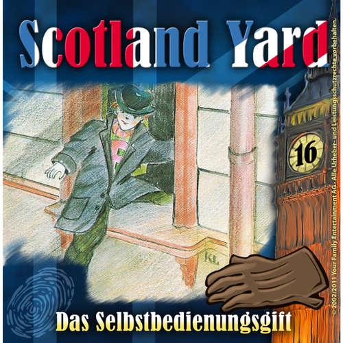 Scotland Yard, Folge 16: Das Selbstbedienungsgift