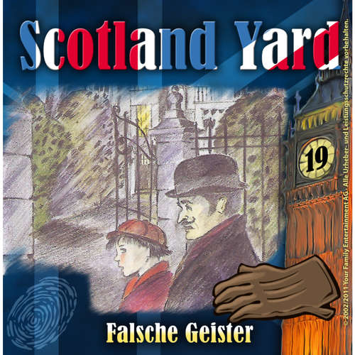 Scotland Yard, Folge 19: Falsche Geister
